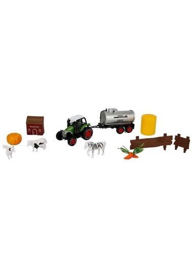 Sunman Sunman 02557 12 ParÇa Maxx Wheels Oyuncak Çiftlik Seti Renkli
